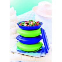 Új hullám kettős tányér (1db)
