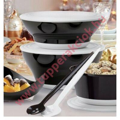 Tupperware Elegancia tál 4,6 L