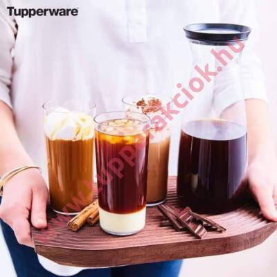 Tupperware Átlátszó Pohár (4db)