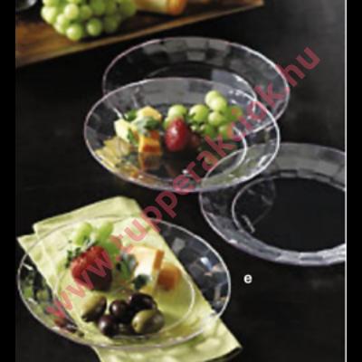 Tupperware Prizma Desszertes tányér 4db