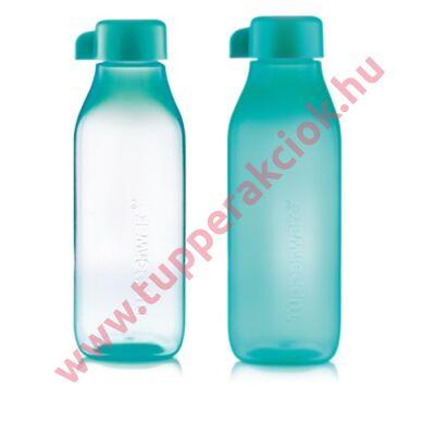 Szögletes öko palack