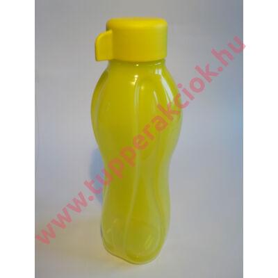 Öko palack banánzöld színben