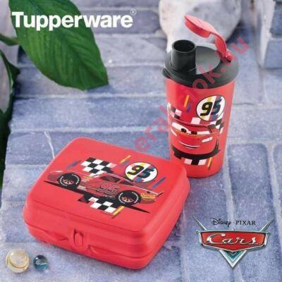 Tupperware Verdák Frissítő pohár + szendvicses