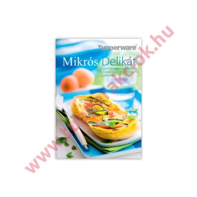 Mikrós Delikát receptfüzet
