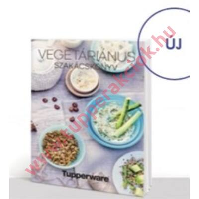 Vegetáriánus receptfüzet